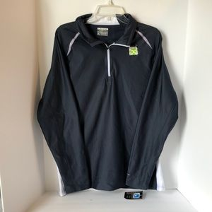 Layer 8  3/4 zip  Performance  Pullover Qwickdry